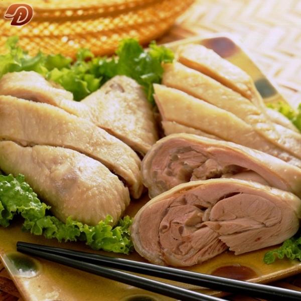 蔥蒜雞(去骨) 1